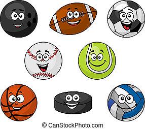 装置, セット, 漫画, スポーツ