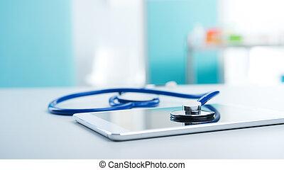 装置, 医学