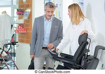 装置, 医学, 購入