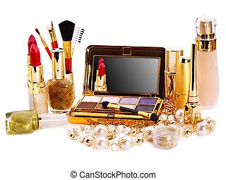 装飾用である, 化粧品, makeup.