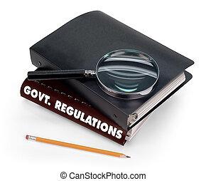 規則, 政府