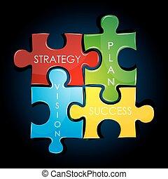 計画, 作戦, ビジネス