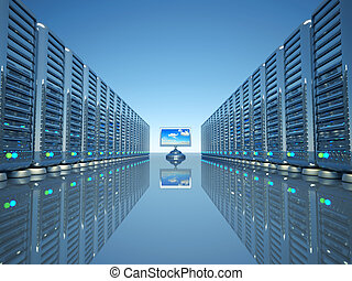 計算機ネットワーク, サーバー