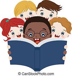 読書, 本, 子供