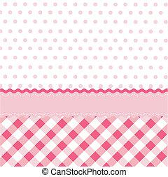 赤ん坊, wallpap, 女の子, seamless, パターン