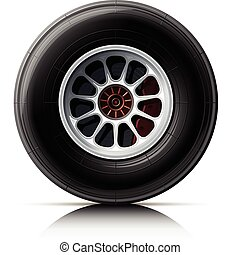 車輪, 自動車, スポーツ