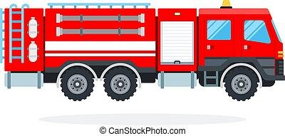 車, 消防車