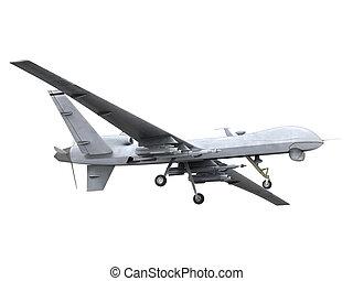 軍, 無人機, 捕食動物