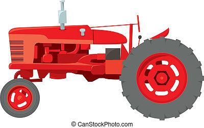 農場のトラクター, クラシック