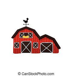 農場 建物, 納屋