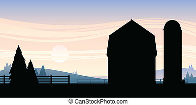 農場, 漫画