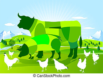 農業, bio-dynamic