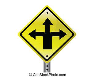 通り, 3, 方法, 印