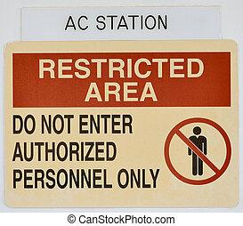 通知, 限られたアクセス, 人々
