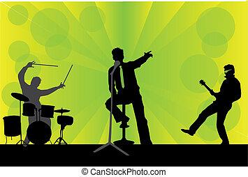 遊び, コンサート