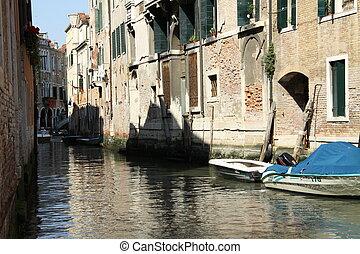 運河, venezia