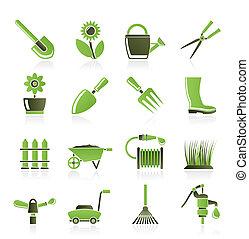 道具, 園芸, 庭