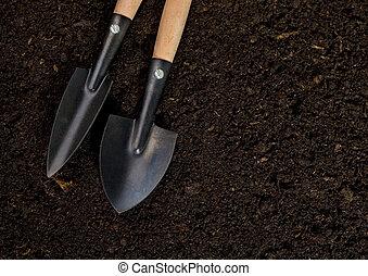 道具, 土壌