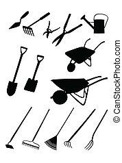 道具, 庭