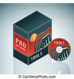 道具, 束, ソフトウェア
