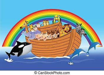 避難所, ノア