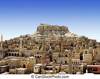 都市, 中世