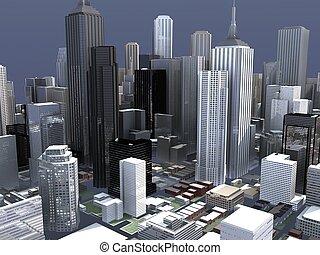 都市, 概念