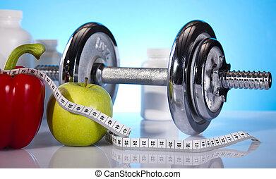 重量, フィットネス, 損失