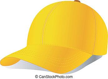 野球帽, ベクトル