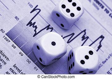 金融のギャンブル