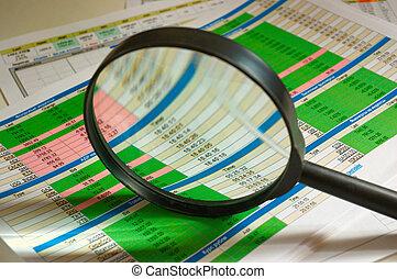 金融の分析