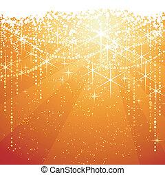 金, 偉人, occasions., 星, お祝い, 光っていること, 年, バックグラウンド。, 背景, neaw, ∥あるいは∥, 赤, クリスマス