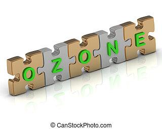 金, 困惑, 単語, オゾン