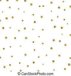 金, 星, 背景, 0812
