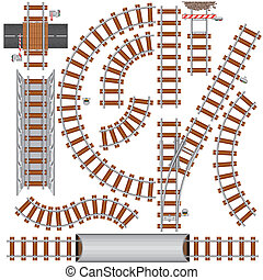 鉄道, 要素