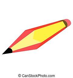 鉛筆, 旗, スペイン