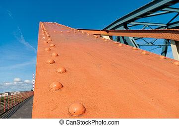 鋼鉄, 橋, 構造