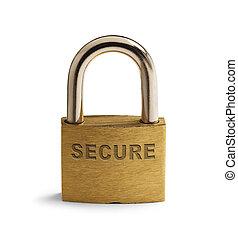 錠, 安全である
