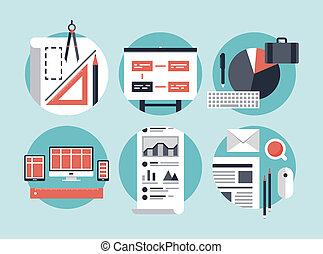 開発, プロセス, 現代 ビジネス