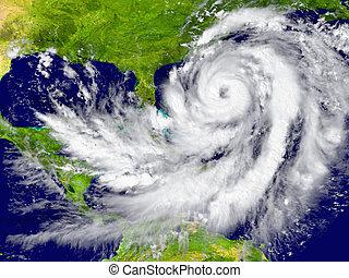 ∥間に∥, キューバ, ハリケーン, フロリダ