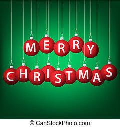 陽気, christmas!