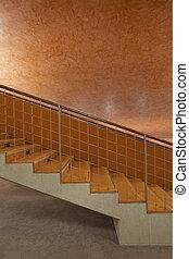 階段, 設計された
