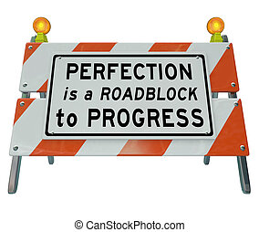 障壁, 印, 道路封鎖ブロック, バリケード, 完全さ, 進歩