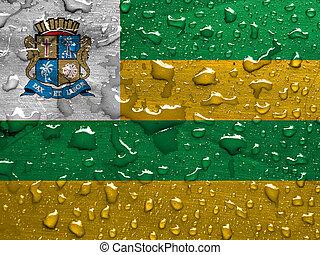 雨は 落ちる, 旗, aracaju