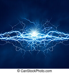 電気である, 効果, 背景, 抽象的, techno, 照明, デザイン, あなたの