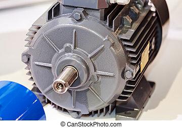 電気のモーター