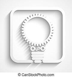 電球, 創造的