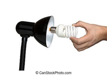 電球, 現代, 取付け, 経済的