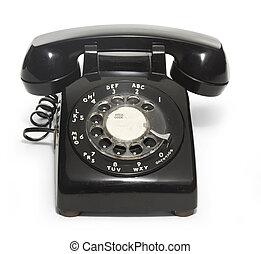 電話, 50 年代