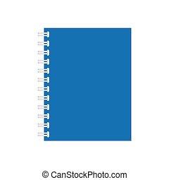 青いノートブック, らせん状に動きなさい